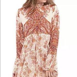 Lady Luck Mini Dress